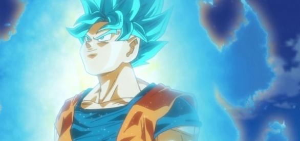 Goku en el episodio 72 de la serie