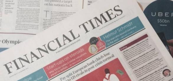 Jornal publica texto falando sobre corrupção da Odebrecht
