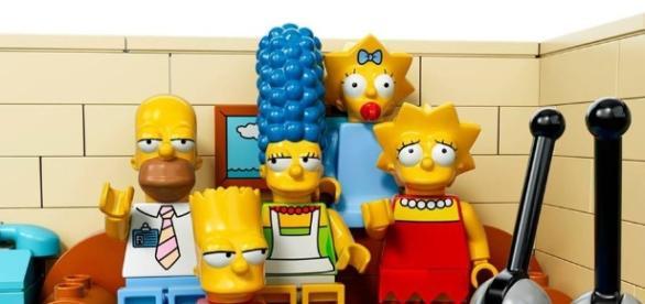 La profecía de los juguetes de Los Simpsons