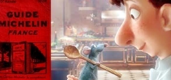 O mais famoso dos guias e cena do filme 'Rattatouille': o melhor da gastronomia