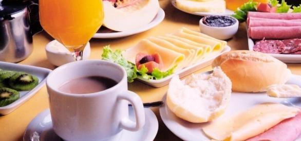 Um café da manhã diferente « Dallas e Você - com.br