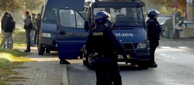 17 detidos e apreensão de vários objectos foram o resultado de mais uma operação da PSP