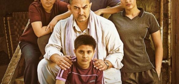 A still from 'Dangal' movie (Image credits : Twitter.com/Taran_adarsh)