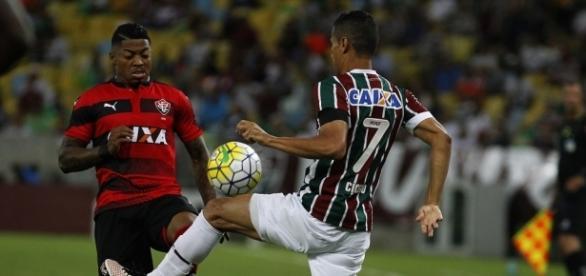 Cícero deixa o Fluminense e, em 2017, defenderá o São Paulo (Foto: Net Flu)