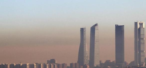 Contaminación en Madrid - elconfidencial.com