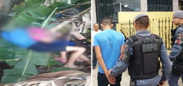 Criança é violentada sexualmente pelo irmão