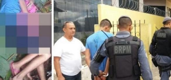 Crime chocou o Brasil - O estupro na menina