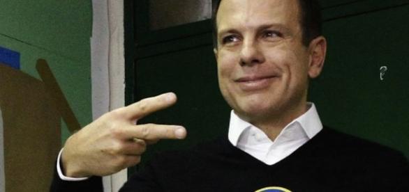Dória assume Prefeitura pelos próximos 4 anos (Foto: Divulgação)