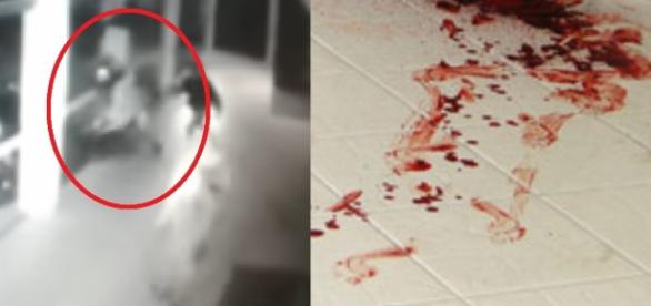 Ladrão quebra vidro e acaba perfurando artéria vital - Google