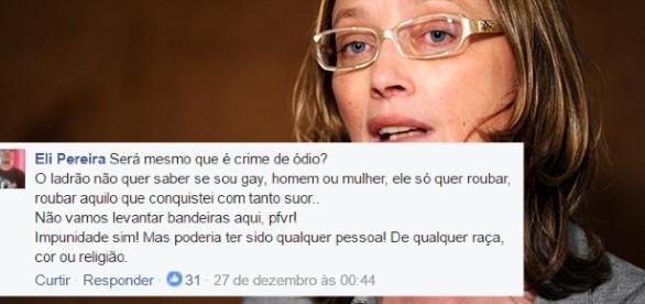 Maria do Rosário é criticada por criar projeto específico para comunidade LGBT