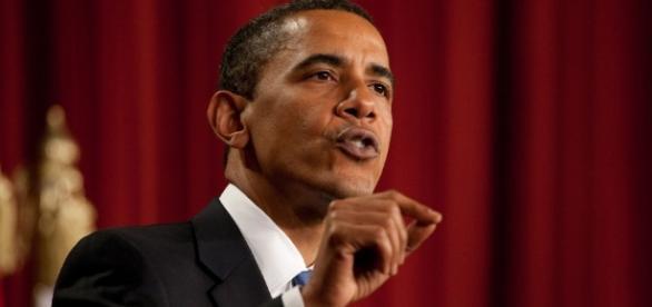 Obama: Verbrannte Erde auf den letzten Metern? (Chuck Kennedy/ Official White House Photo/ Public Domain)