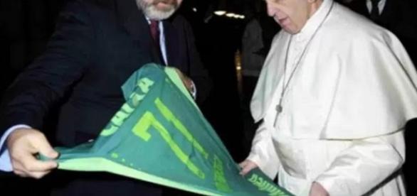 Papa Francisco tem uma mensagem para a Chapecoense