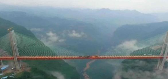 Ponte já estava construída, mas só agora foi liberada para tráfego