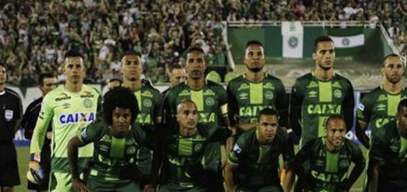 Sem esquecer grupo campeão da Sul-Americana, Chapecoense vem tentando refazer o seu elenco para 2017 (Foto: Jornal Correio do Povo)