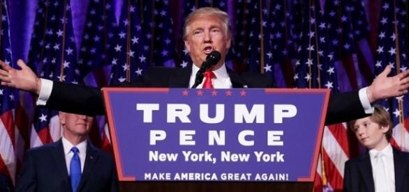 Donald trump un lider foarte puternic
