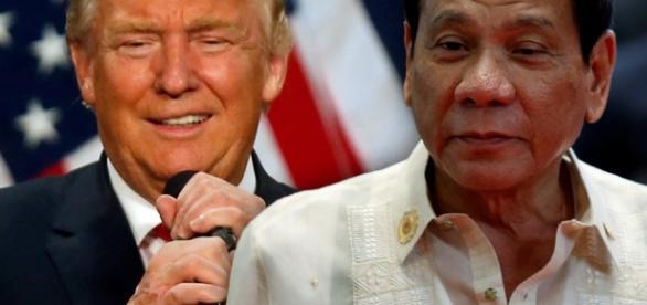 Duterte congratulates Donald Trump   ABS-CBN News - abs-cbn.com