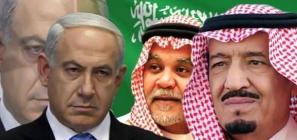 Israel amd Saudi Arabia freedom of press - photo screencap via Youtube