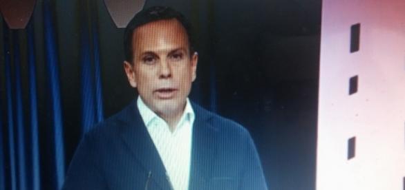 João Doria pretende não pretende utilizar o carro oficial