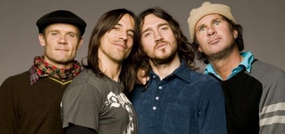 Red Hot Chilli Peppers - Banda de Funk - Rock