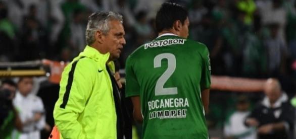 Reinaldo Rueda, técnico do Atlético Nacional