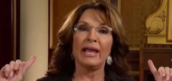 Sarah Palin turns on Donald Trump, rips president-elect as cabinet ...