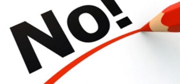 Schiacciante vittoria del No al Referendum