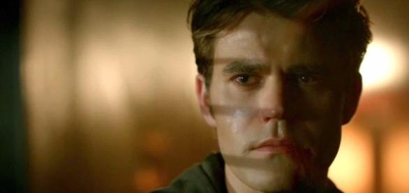 The Vampire Diaries 8x06: Stefan se sacrifica para salvar as gêmeas (Foto: CW/Screencap)