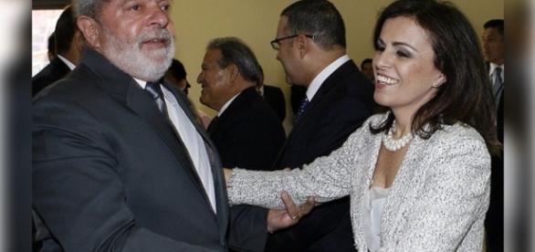 Vanda Pignato, ex primeira-dama de El Salvador, é militante do PT e está envolvida no esquema de corrupção