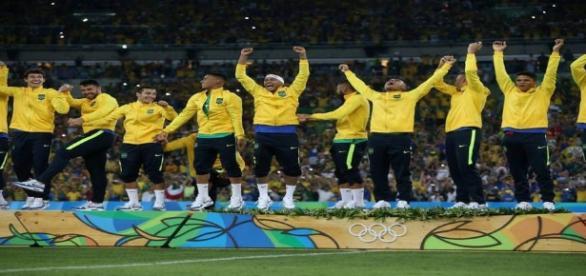 Brasil, enfim, venceu o ouro olímpico no futebol