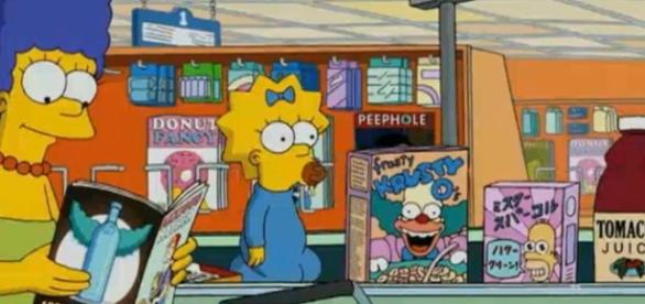 Detalles desconocidos de Los Simpsons