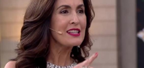 Fátima Bernardes na Globo - Google