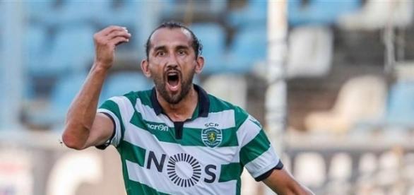 Santos analisa a contratação de Hernán Barcos (Reprodução/OJogo)
