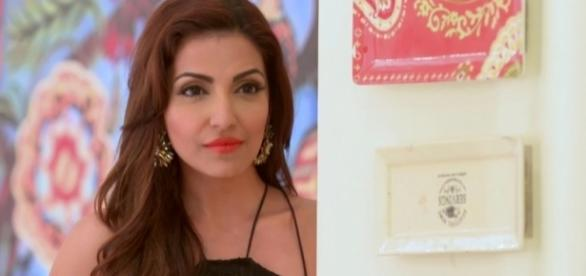 Tia in Ishqbaaz (Youtube screen grab)
