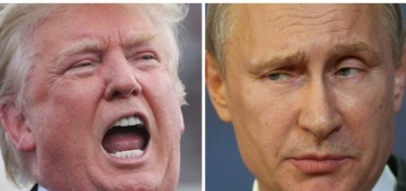Donald Trump wygrał wybory z pomocą Putina? (foto: cnn.com)