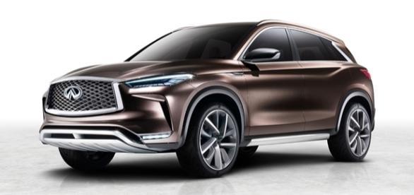 Infiniti QX50 Concept já está bem próximo da versão final da nova geração do SUV