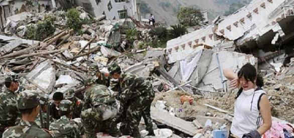 muita correria em Teresina durante o tremor de terra
