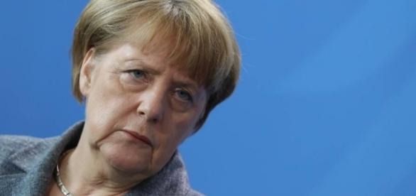 Angela Merkel, Photo: Sean Gallup Copyright: 2016 Getty Images