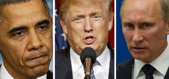 Putin ignora as sanções de Obama