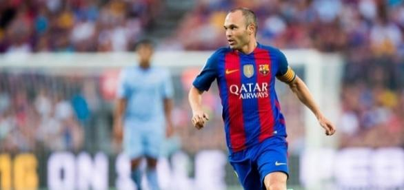 Barcelona Plans to Hand Andres Iniesta Lifetime Contract - News18 - news18.com