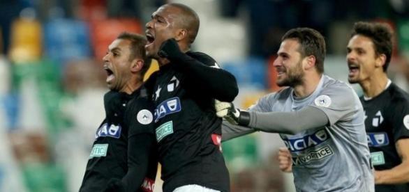 Bologna vence com gol nos acrécimos (Foto: ANSA)