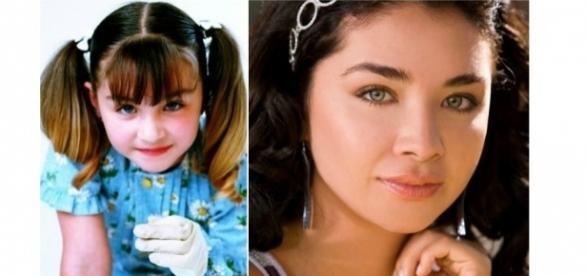Daniela Luján (Luz Clarita), une ancienne enfant-star avec un coeur en or