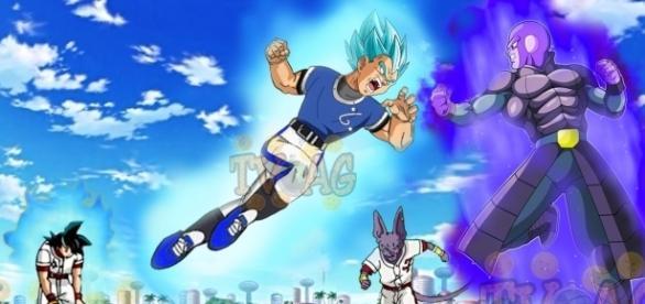 Hit llega a la Tierra para matar a Goku