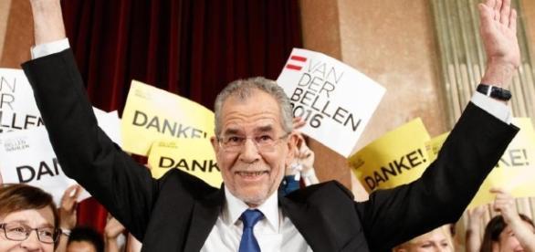 Österreichs neuer Präsident. (Foto: Blasting.News Fotoarchiv)