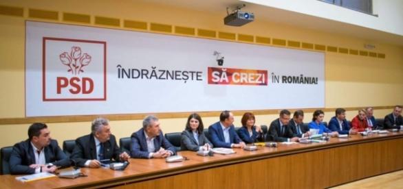 Partidul Social Democrat și-a prezentat ieri candidații pentru