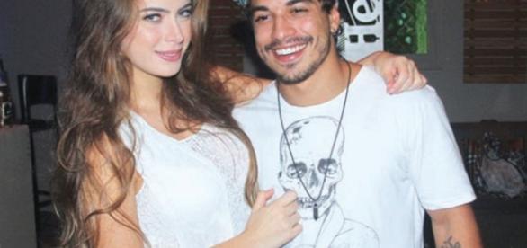Rayanne e Douglas - Imagem/Google