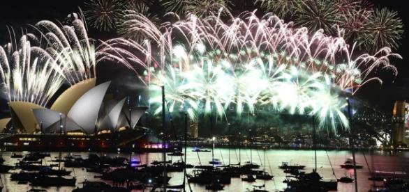 Syndey, Australie. Port du Sydney