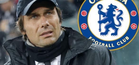Antonio Conte surpreende com o Chelsea e lidera na Inglaterra (Fonte: mirror.co.uk)