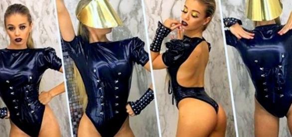 Coral González Protagonista del anuncio es muy activa en redes sociales.