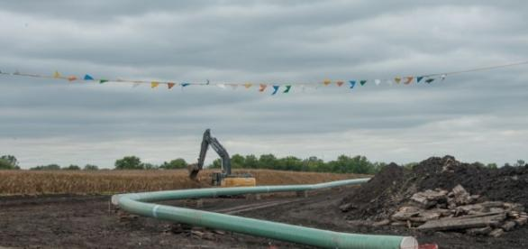 Dakota Access Pipeline / Photo via creative commons, Wikimedia