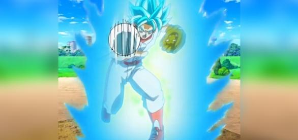 Goku será el primer lanzado del equipo del séptimo universo.